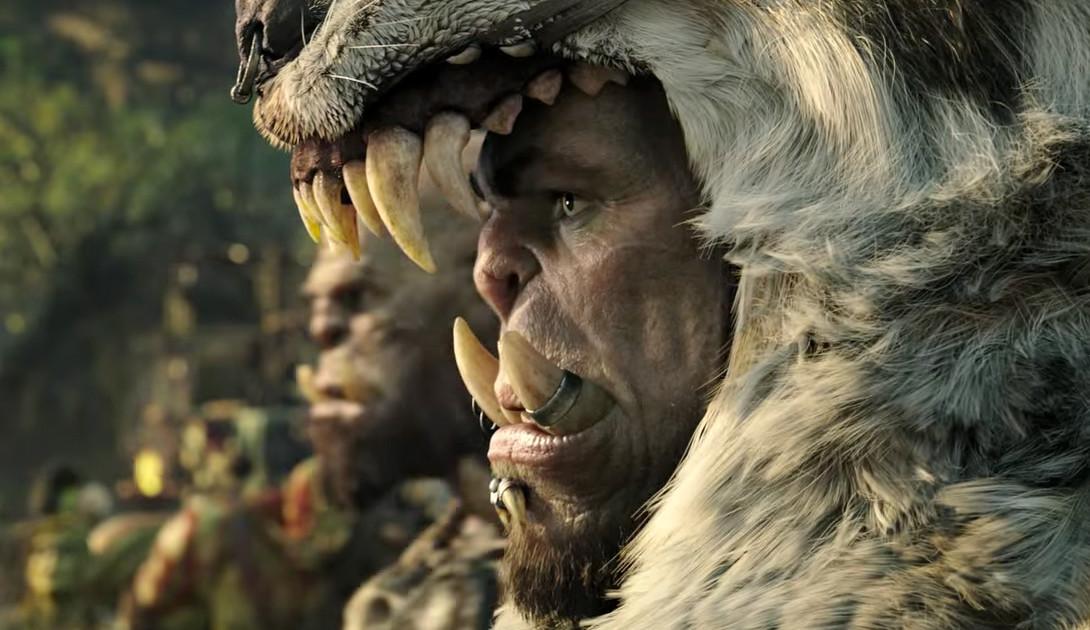 Durotan Warcraft movie