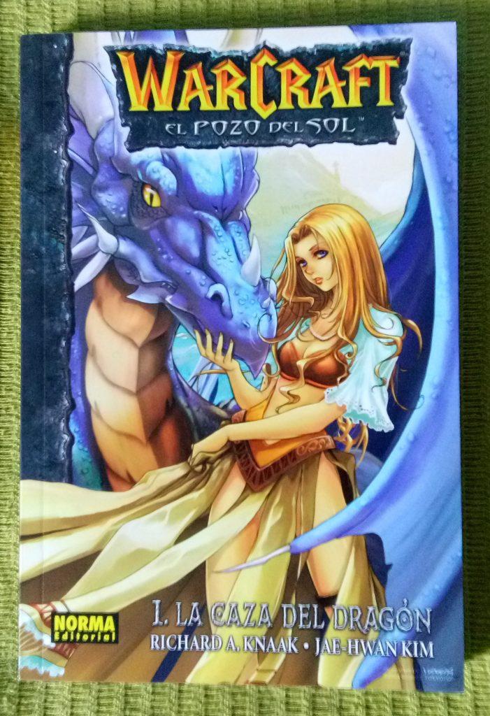 Resumen de Warcraft: El pozo del Sol - La caza del dragón