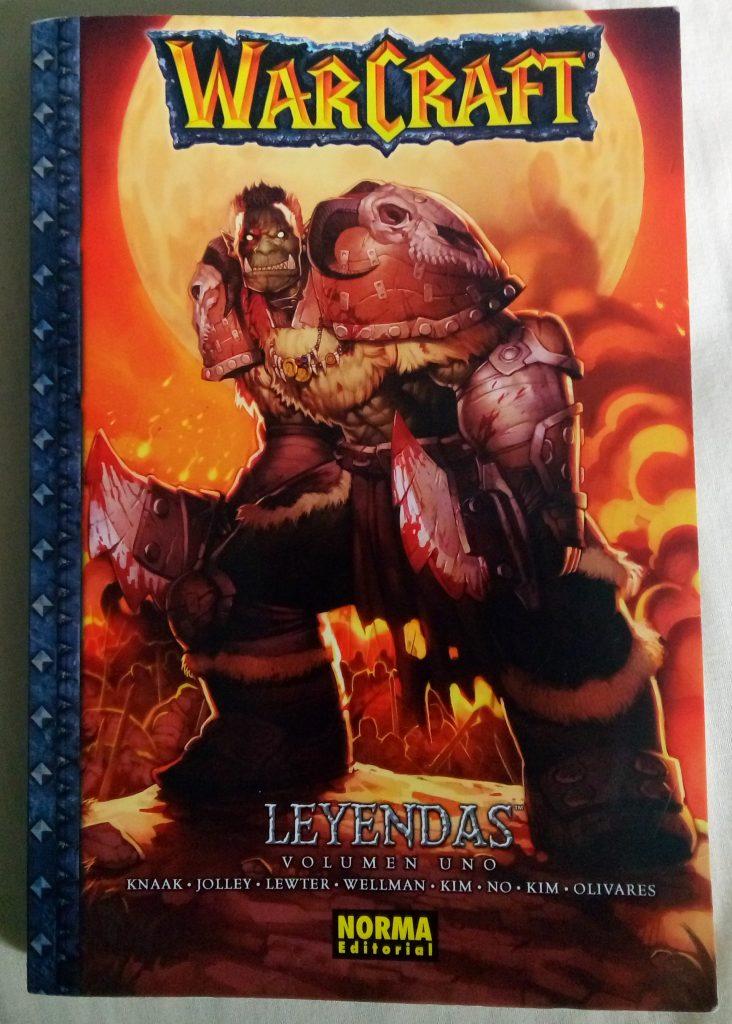 Resumen de Warcraft - Leyendas, Volumen 1