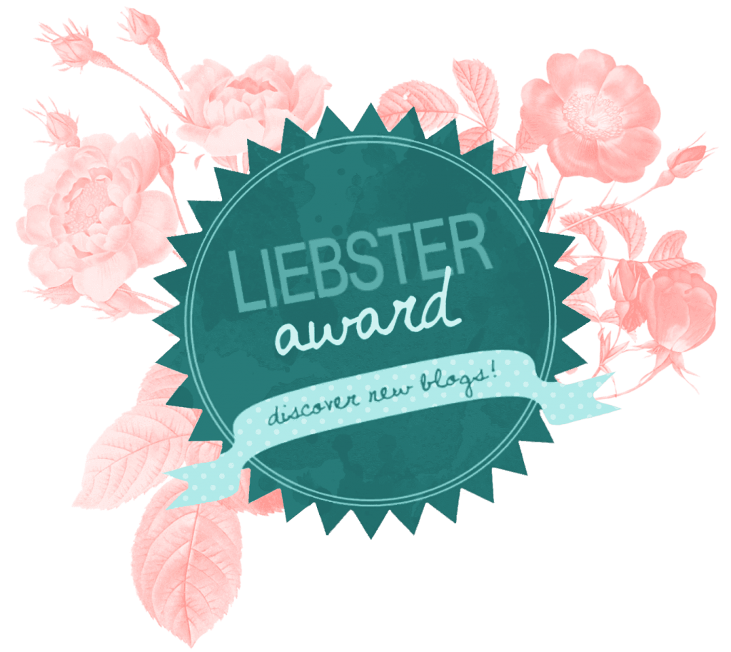 #4 Book tag: Liebster Award
