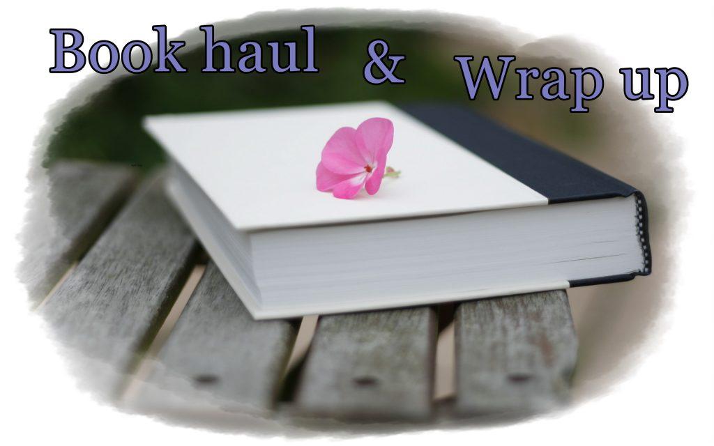 Book haul y Wrap up #4: diciembre 2017