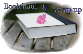wallpaper book and flower