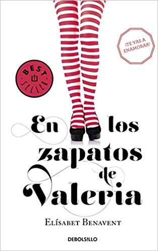 Reseña de En los zapatos de Valeria