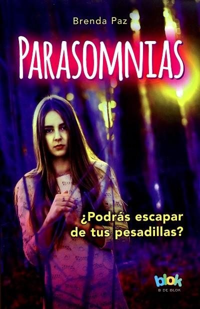 InfoBook #2: Parasomnias de Brenda Paz