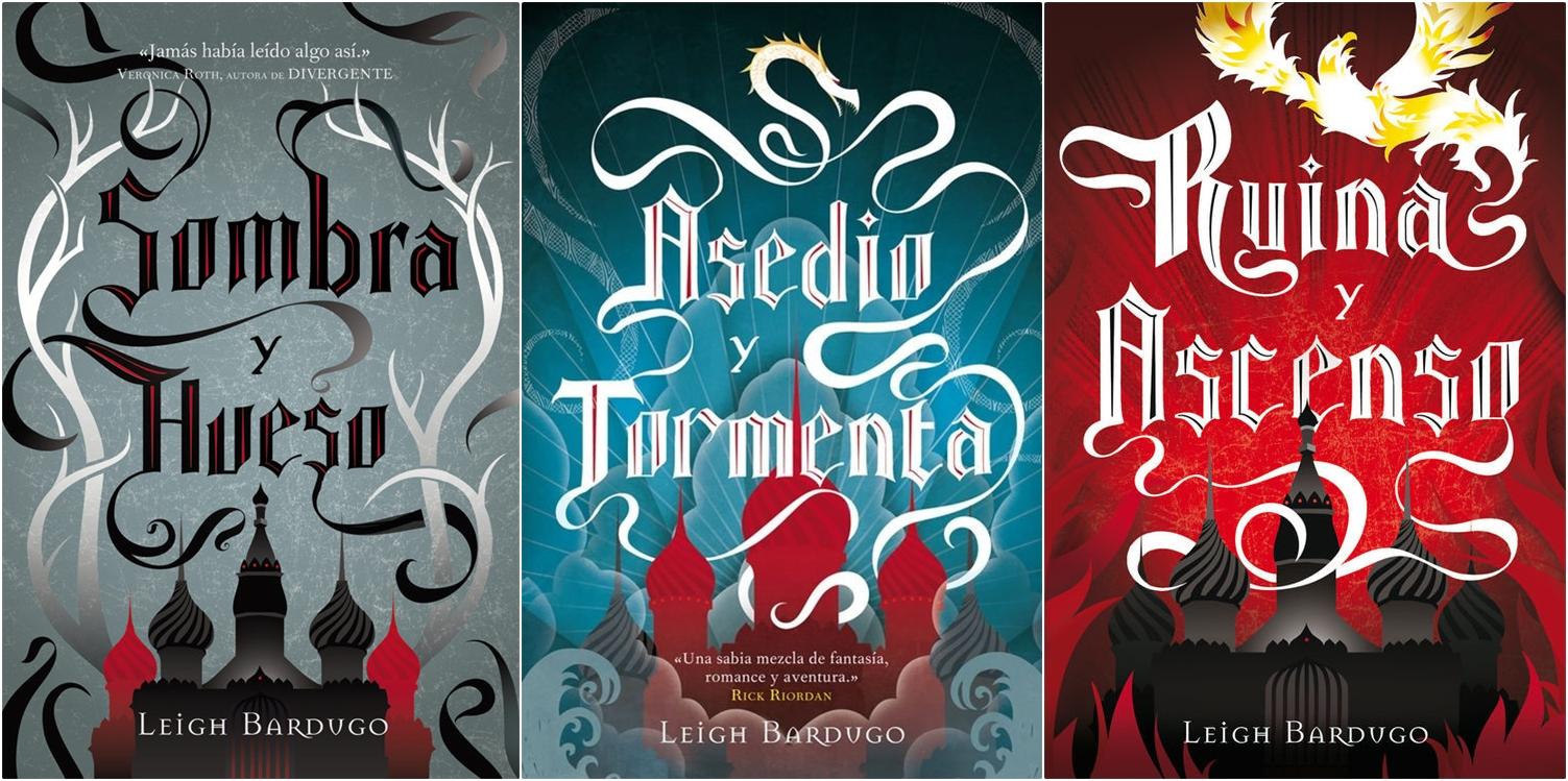 Trilogía de Sombra y hueso