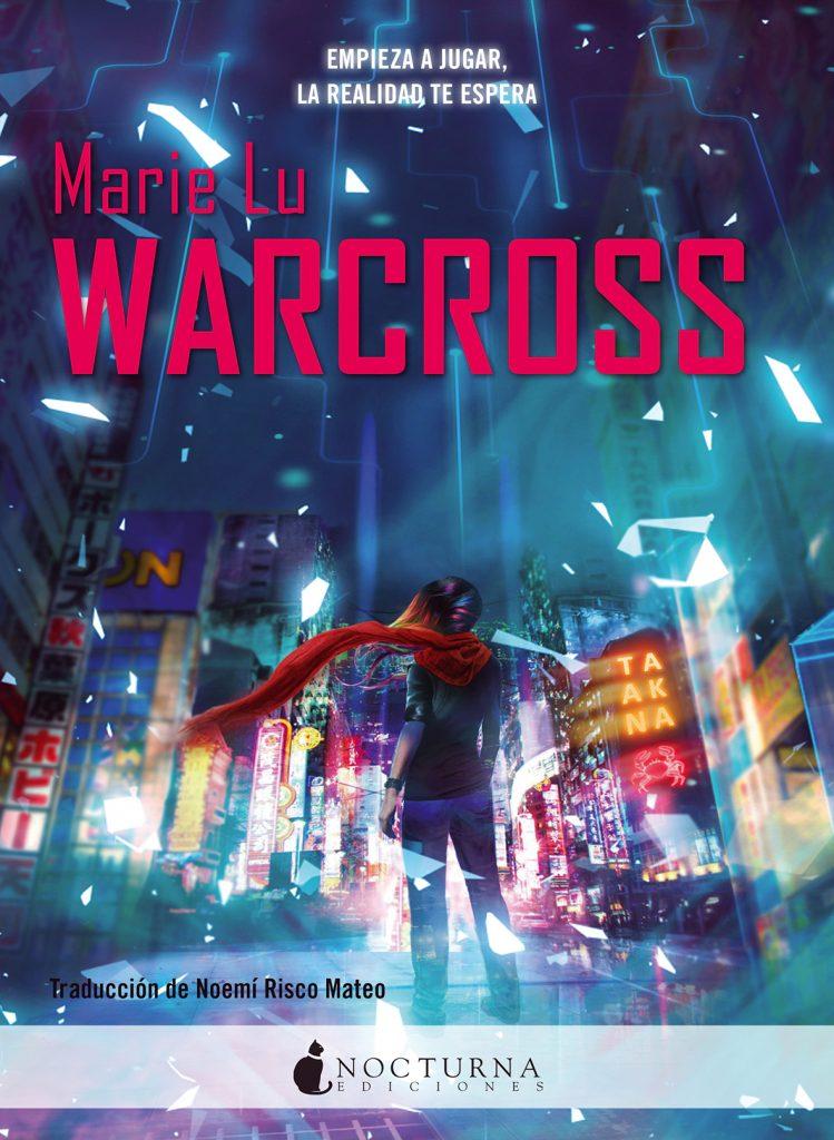 Reseña de Warcross