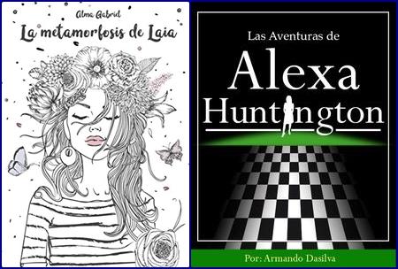 Mini Reseñas #1: La metamorfosis de Laia | Las aventuras de Alexa Huntington