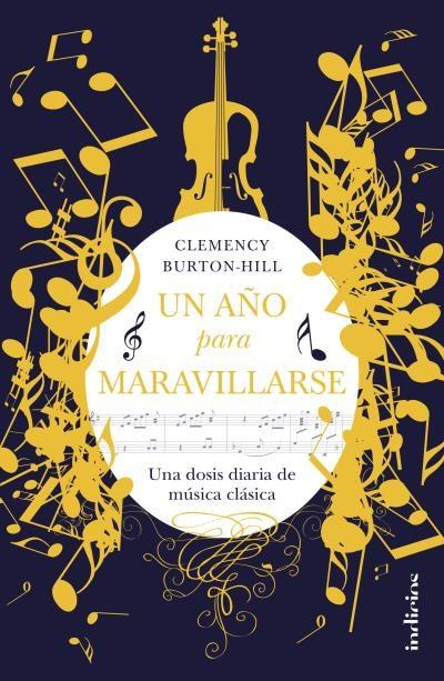Reseña de Un año para maravillarse de Clemency Burton-Hill