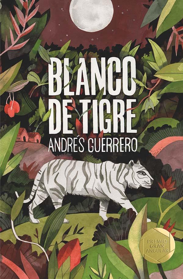 Reseña de Blanco de tigre de Andrés Guerrero