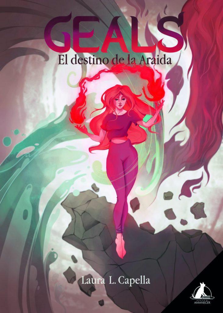 Reseña de Geals, el destino de la Araida de Laura L. Capella