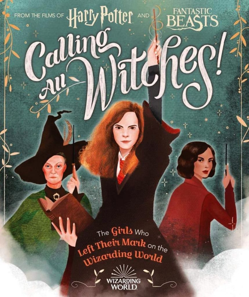 [El Vergel Inglés] Calling All Witches!