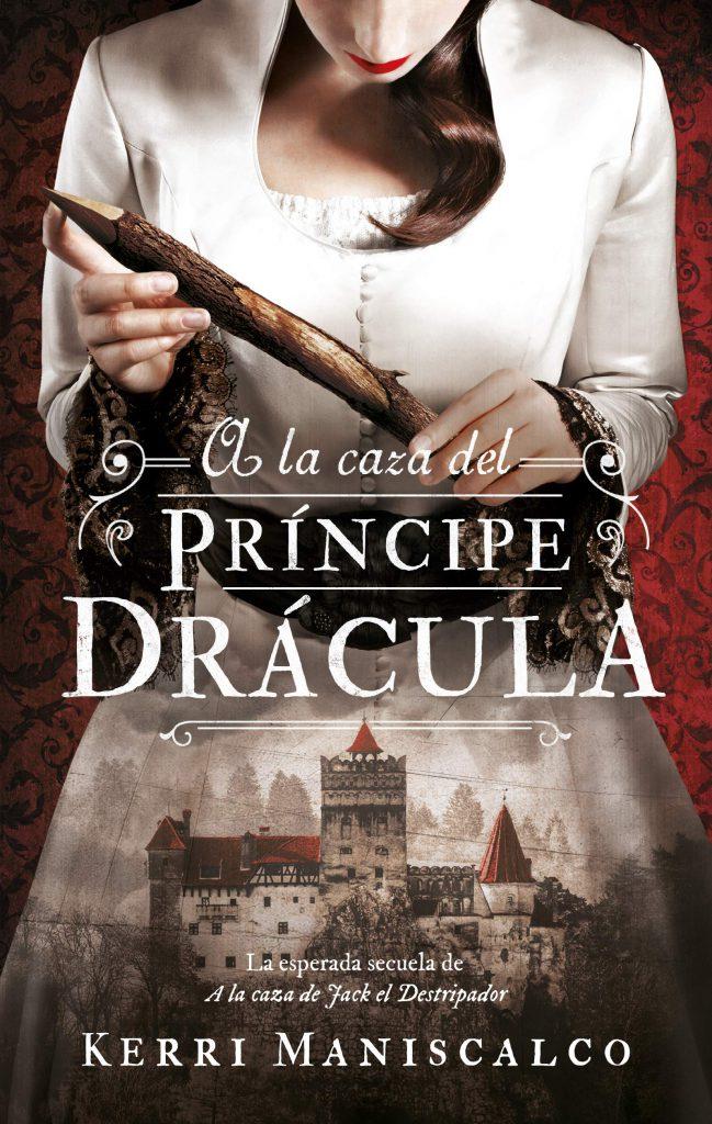 Reseña de A la caza del príncipe Drácula de Kerri Maniscalco