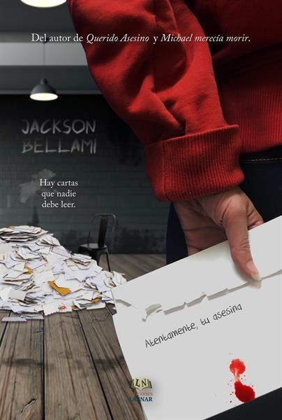 Reseña de Atentamente, tu asesina de Jackson Bellami