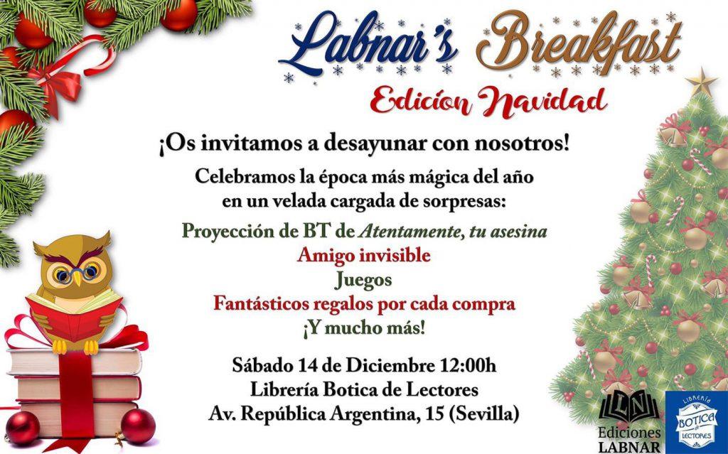 [Evento] Labnar´s Breakfast -  Edición Navidad