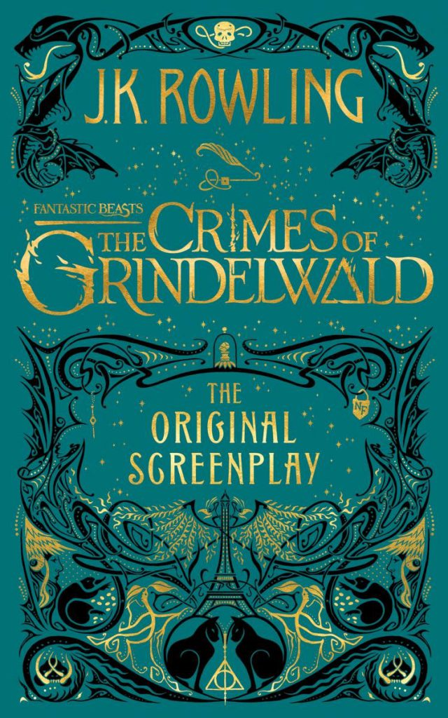 [El Vergel Inglés] Fantastic Beasts - The Crimes of Grindelwald: The Original Screenplay