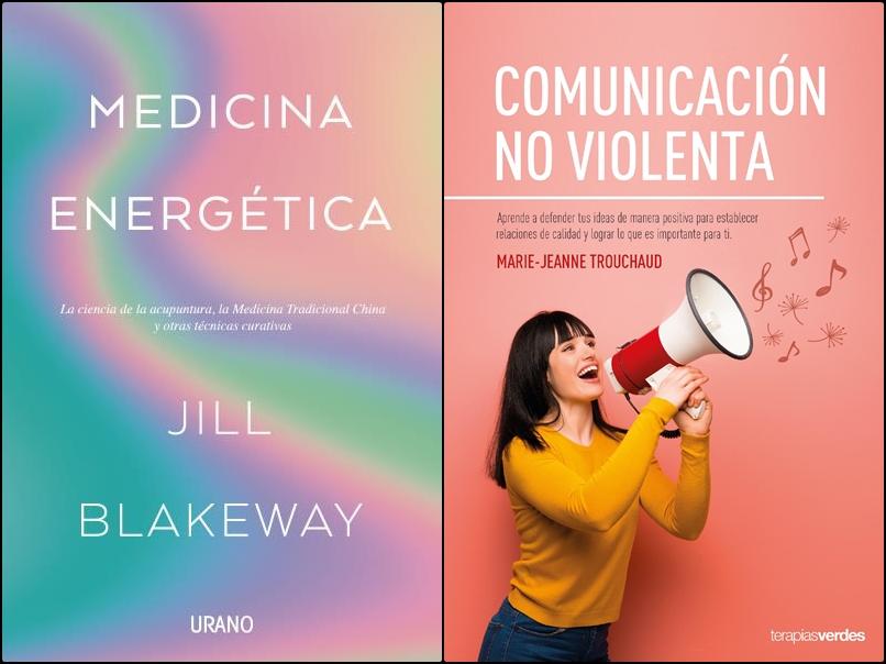Reseñas: Medicina energética | Comunicación no violenta