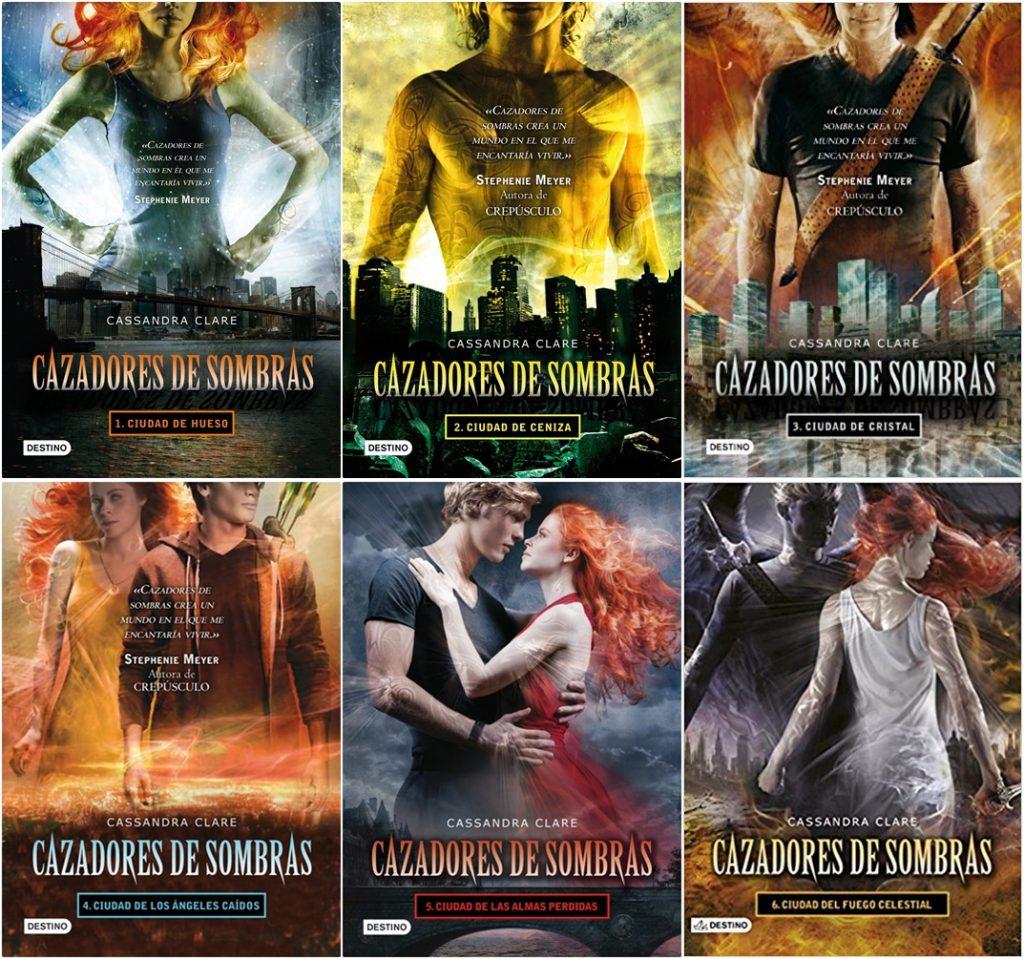 Reseña de Cazadores de sombras: The Mortal Instruments de Cassandra Clare