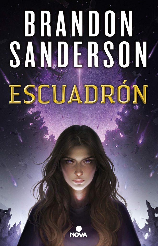Reseña de Escuadrón de Brandon Sanderson