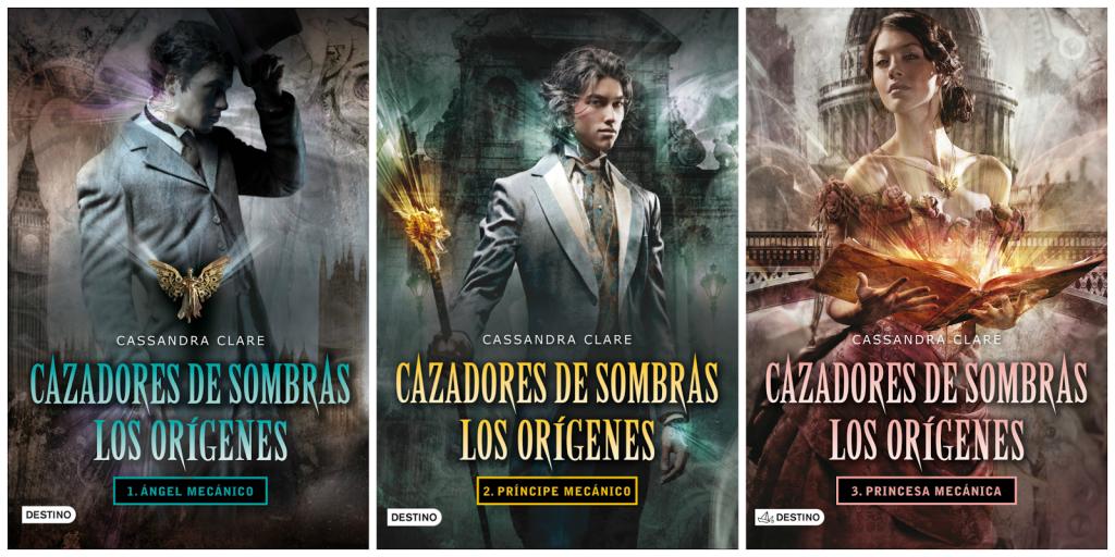 Reseña de Cazadores de sombras: The Infernal Devices de Cassandra Clare