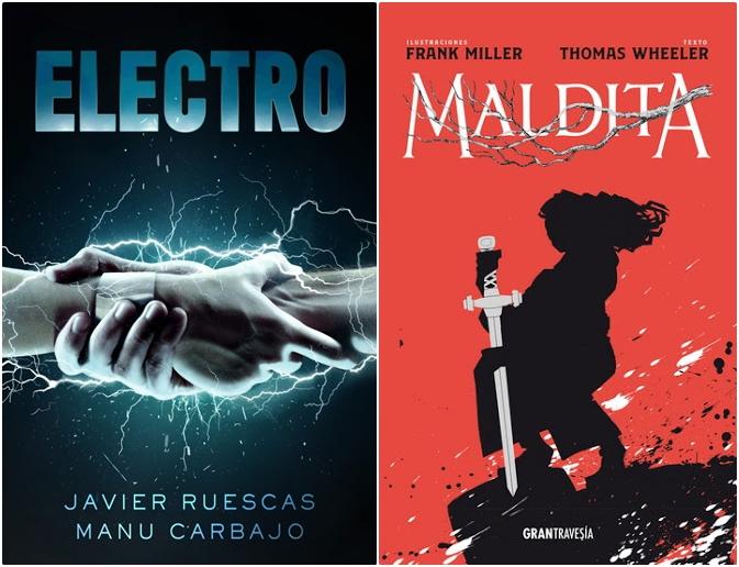 Reseñas: Electro y Maldita
