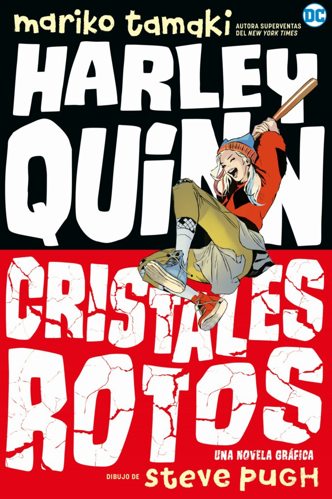 Reseña de Harley Quinn: Cristales rotos de Mariko Tamaki