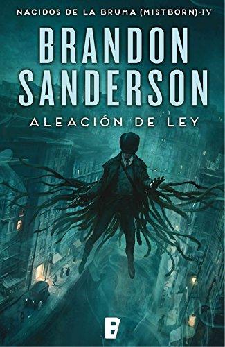 Reseña de Aleación de ley de Brandon Sanderson