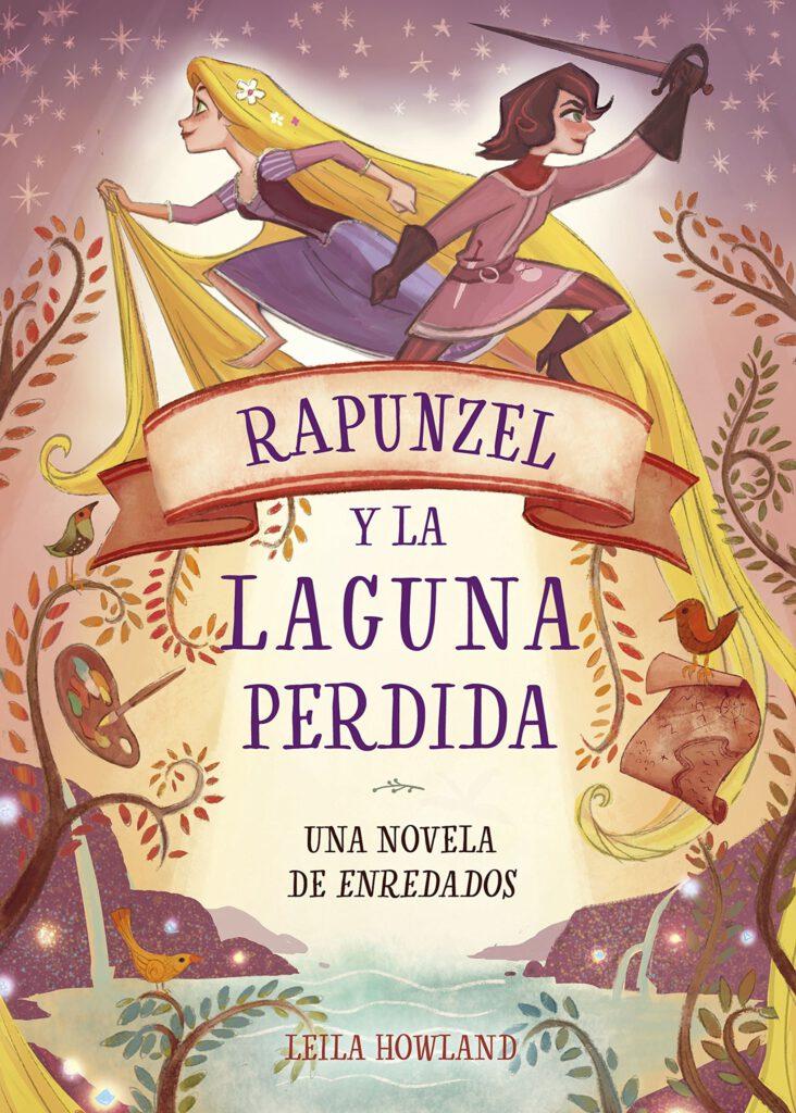 Reseña de Rapunzel y la laguna perdida de Leila Howland