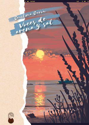 Reseña de Voces de arena y sal de Cristina Carou