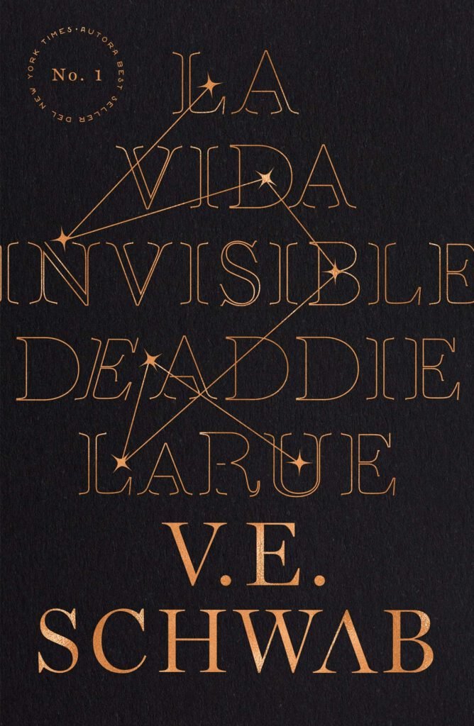 Reseña de La vida invisible de Addie Larue de V. E. Schwab