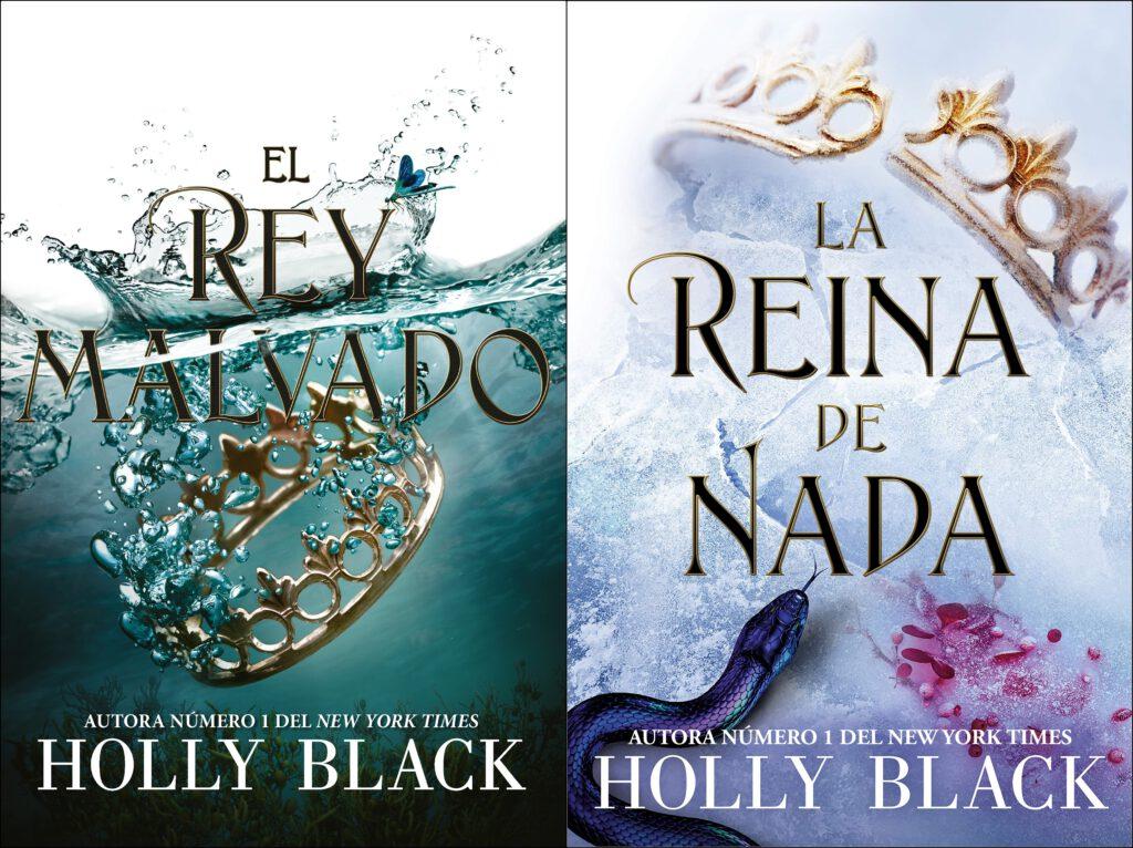 Reseñas: El rey malvado y La reina de nada de Holly Black