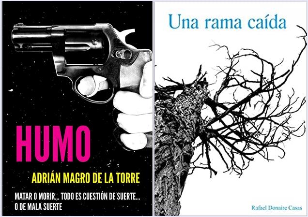 Reseñas: Humo de Adrián Magro y Una rama caída de Rafael Donaire