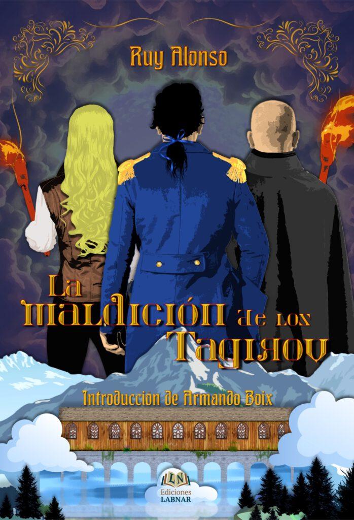 Reseña de La maldición de los Tagirov de Ruy Alonso