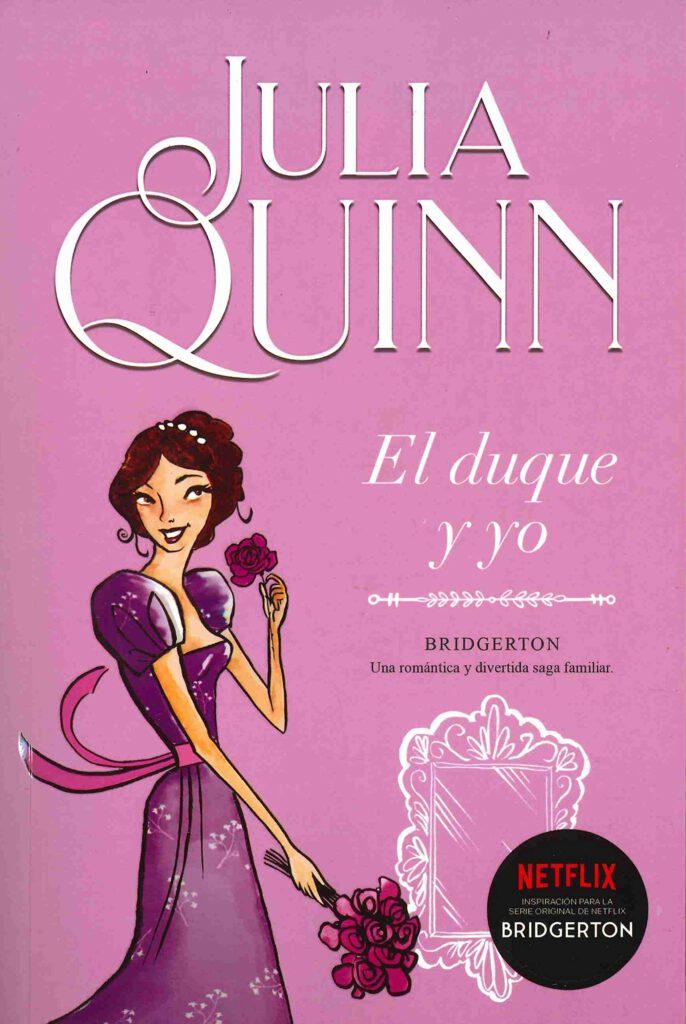 Reseña de El duque y yo de Julia Quinn