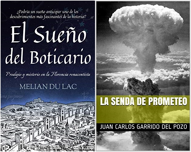 Reseñas: El sueño del Boticario, de Melian Du Lac | La senda de Prometeo, de Juan Carlos Garrido