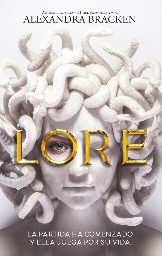 Reseña de Lore, de Alexandra Caley