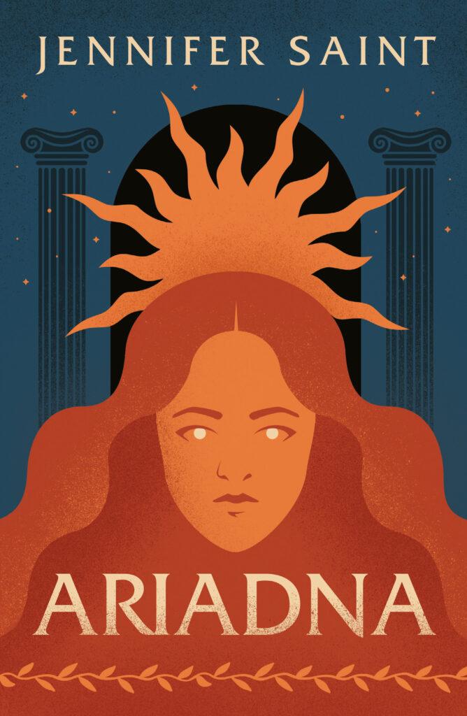 Reseña de Ariadna, de Jennifer Saint