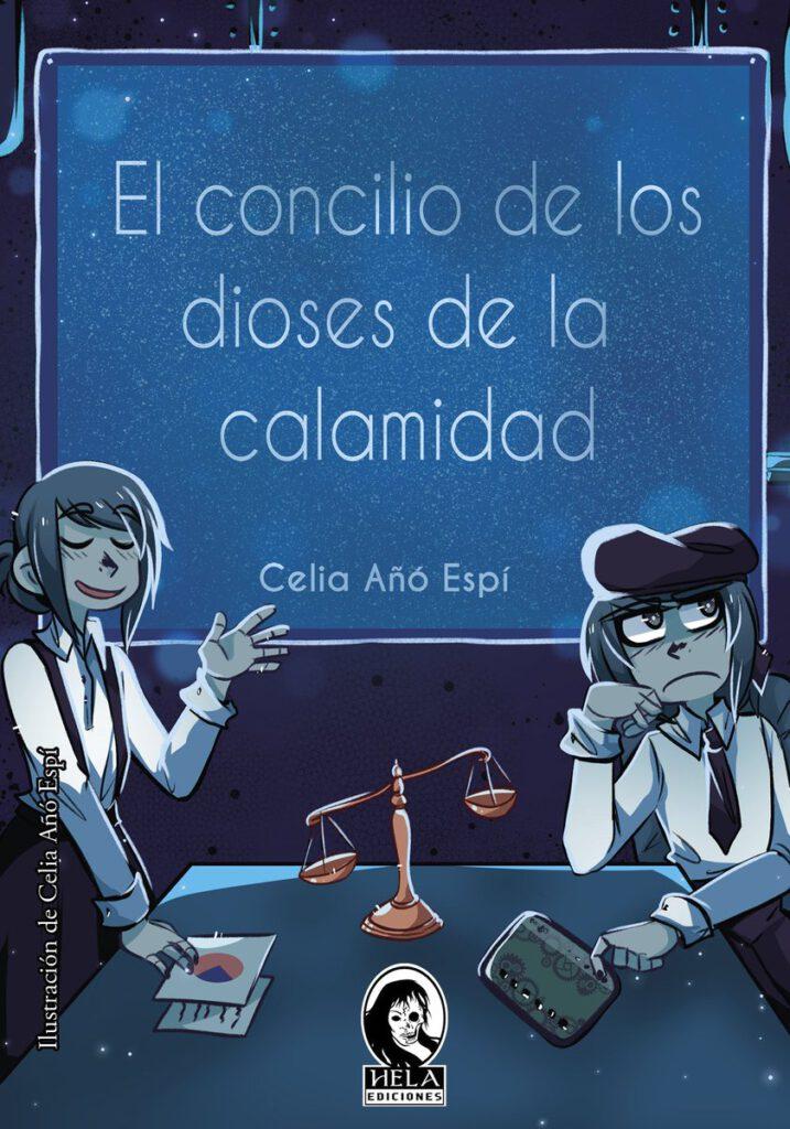Reseña de El concilio de los dioses de la calamidad, de Celia Añó Espí