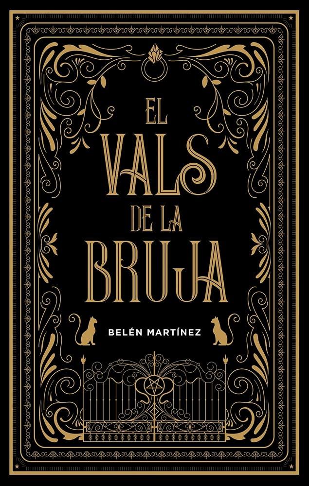 Reseña de El vals de la bruja, de Belén Martínez