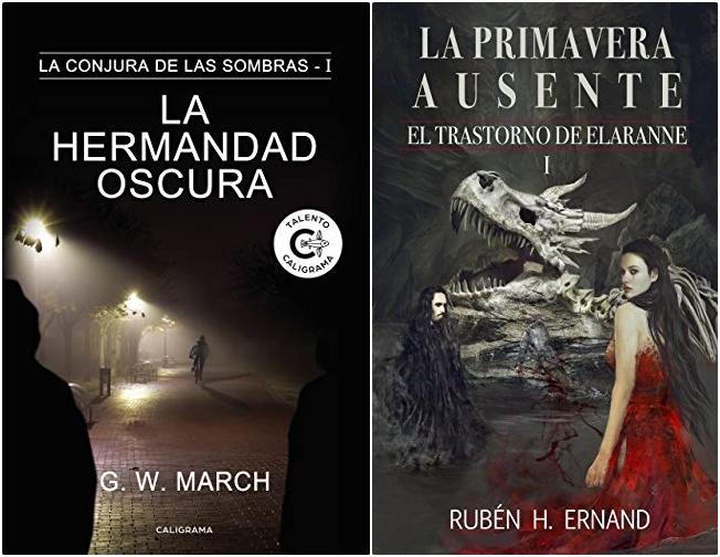 Reseñas: La hermandad oscura, de G. W. March | La primavera ausente, de Rubén H. Ernand