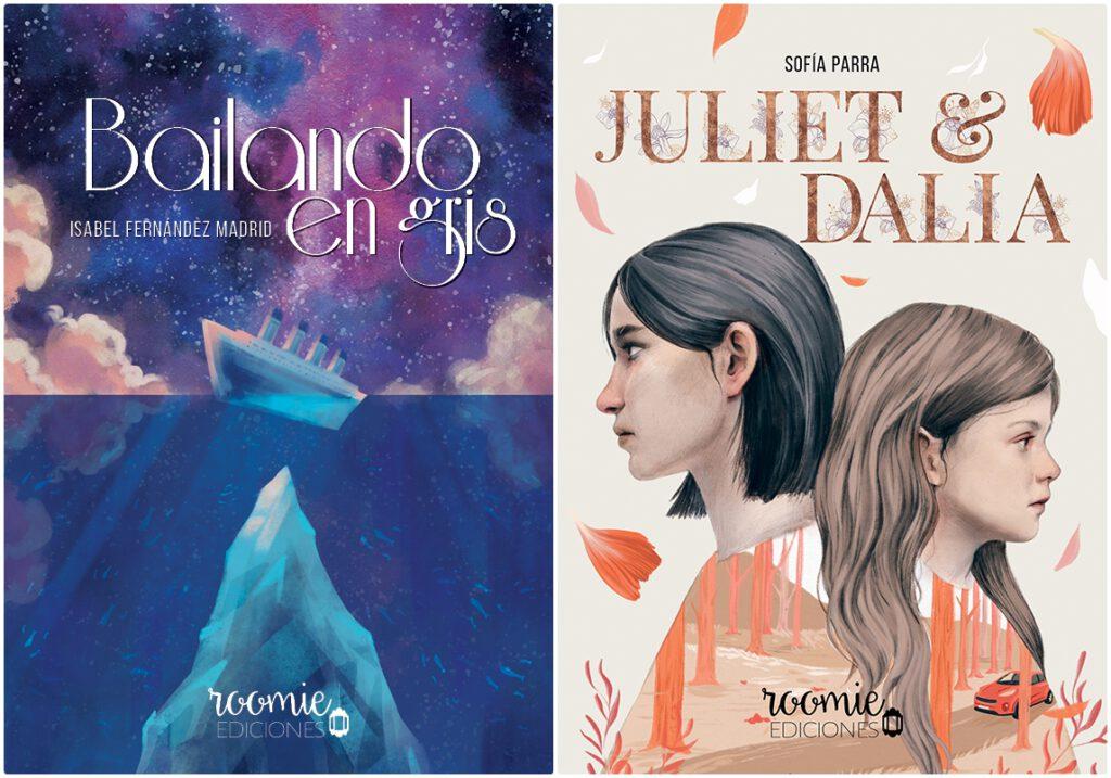 Reseñas: Bailando en gris, de Isabel Fernández Madrid | Juliet & Dalia, de Sofía Parra